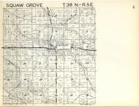 Squaw Grove T38N-R5E, DeKalb County 1957